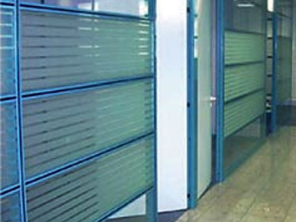 Cerramientos interiores de aluminio carpinter a de for Cerramientos de interiores